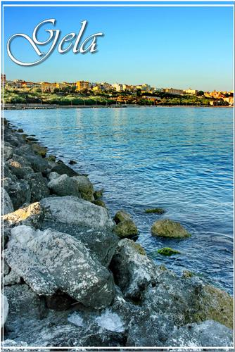 Panorama - Gela (963 clic)