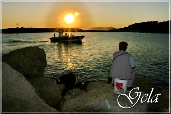 Il pescatore - Gela (937 clic)