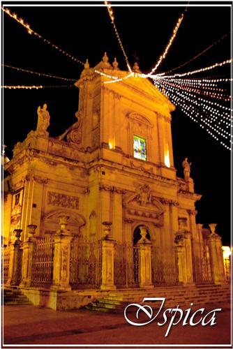 La Basilica di Santa Maria Maggiore - Ispica (1162 clic)