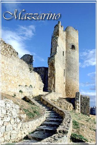 La torre del Castello - Mazzarino (1376 clic)