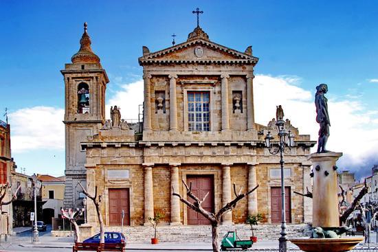 La chiesa Madre - Gela (895 clic)