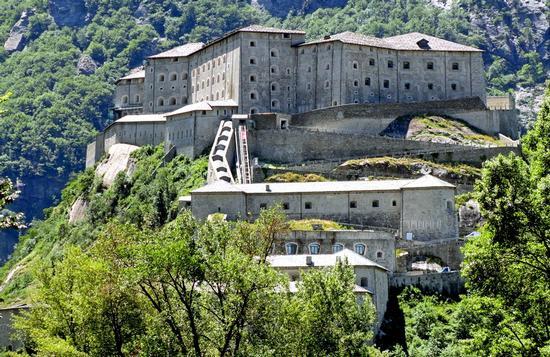 Il forte di Bard (2838 clic)