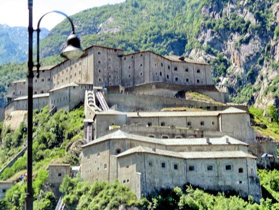 Il forte di Bard (2589 clic)