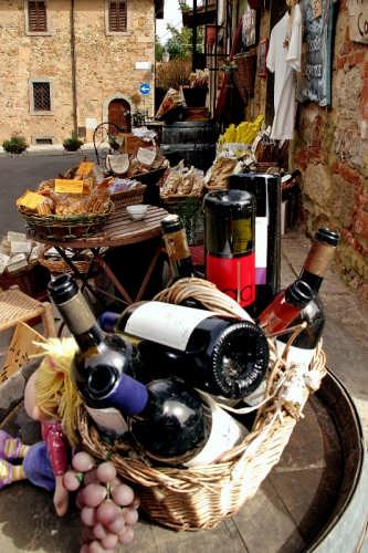 Bolgheri - Vini e gastronomia (2440 clic)