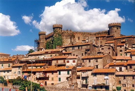 Scorcio della città - Bracciano (2788 clic)