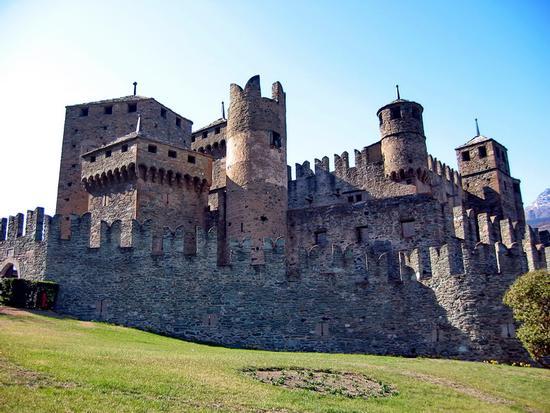 Il Castello - Fenis (4172 clic)