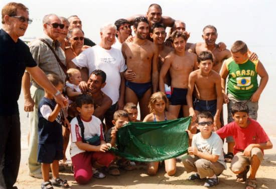 La vittoria al Paliantino - Gela (3054 clic)