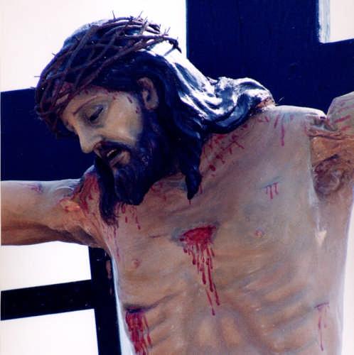 Il Cristo sulla croce - Gela (3637 clic)