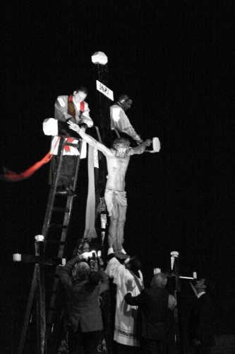 La discesa dalla Croce - Gela (3161 clic)