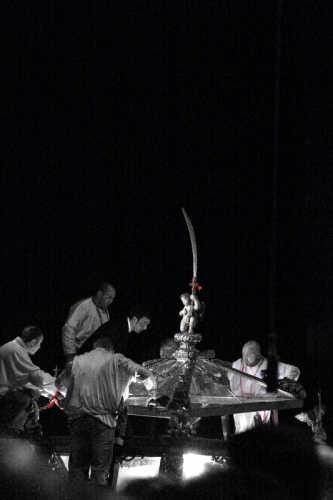 La Sacra urna - Gela (3263 clic)