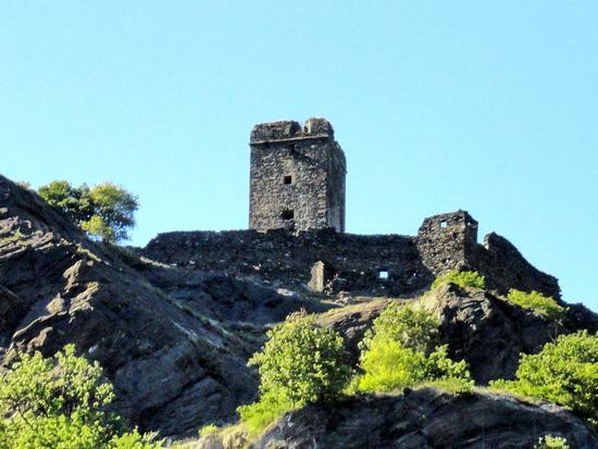 Il Castello - Montjovet (2191 clic)