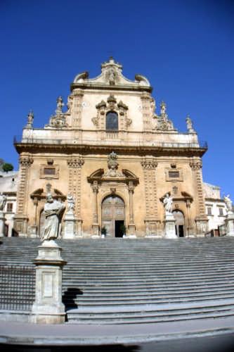 La chiesa di San Pietro - Modica (2640 clic)