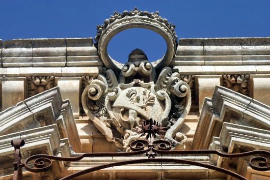 Particolare architettonico - MODICA - inserita il 07-May-09