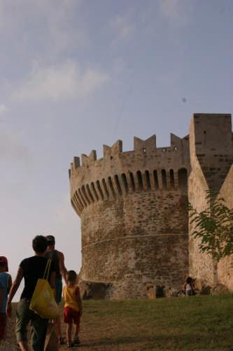 Il Castello - Populonia (1935 clic)