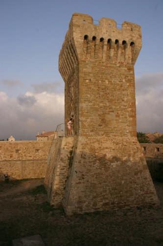 La Torre del Castello - Populonia (1761 clic)