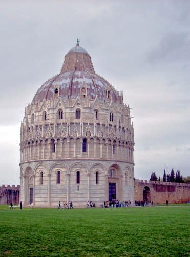 Piazza dei Miracoli - Particolare - Pisa (1641 clic)