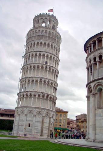 Piazza dei Miracoli - La Torre - Pisa (1627 clic)
