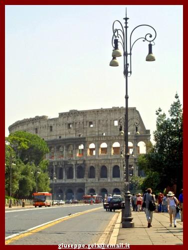 Il Colosseo - Roma (1457 clic)