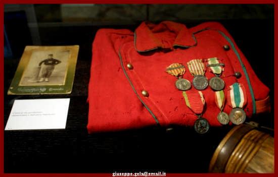 La camicia di Garibaldi - Roma (2813 clic)