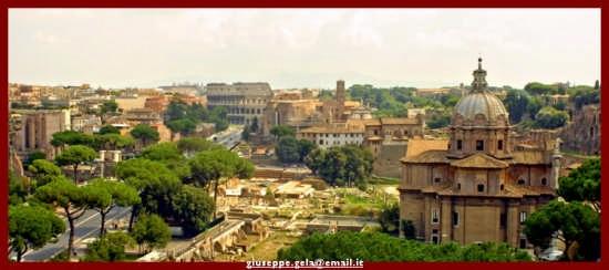 I Fori Imperiali - Roma (1507 clic)
