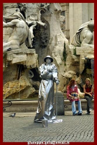 Mimo in Piazza Navona - Roma (2249 clic)