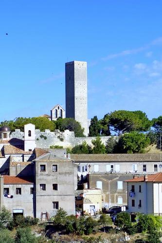 Panorama della citta - Tarquinia (1733 clic)