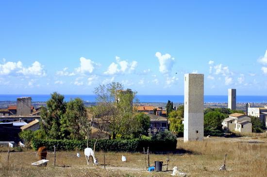 Panorama - TARQUINIA - inserita il 15-Nov-10