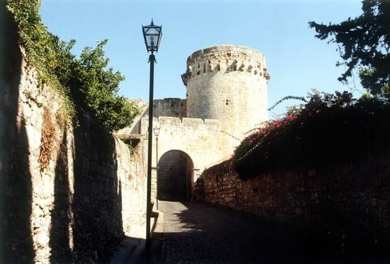 Il Castello - TARQUINIA - inserita il 15-Nov-10