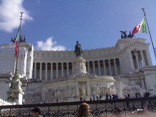 altare della patria - Roma (2127 clic)