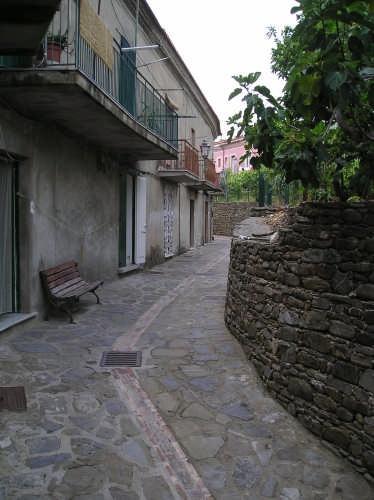 Vicolo in Acciaroli (3276 clic)