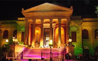 Teatro Massimo - Palermo (3124 clic)