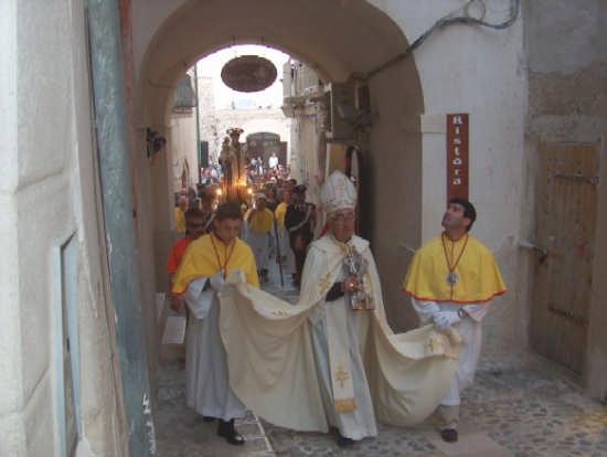Sant'Antonio processione - Vieste (1904 clic)