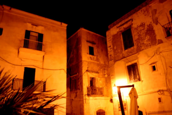 Piazza del  Seggio ,Centro Storico - Vieste (2366 clic)