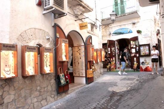 negozio Antonello centro storico - Vieste (5186 clic)