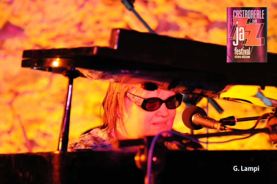 Diane Schuur Castroreale Jazz 2008 (2630 clic)