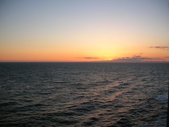 Tramonto sul Mar Ligure  - Savona (2577 clic)