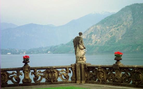 VILLA DEL BALBIANELLO  - Lenno (3241 clic)