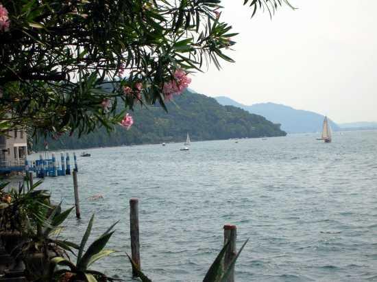 poesia del lago - Monte isola (2160 clic)