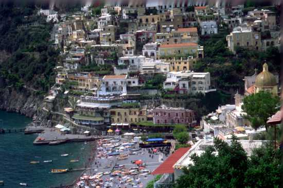 Panorama - Positano (3048 clic)