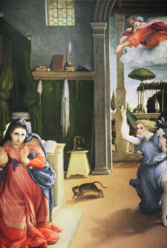 Lorenzo Lotto - Recanati (2029 clic)