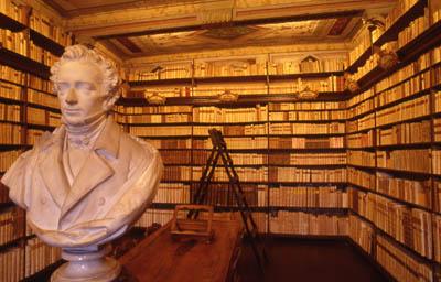 La biblioteca Leopardi - Recanati (5044 clic)