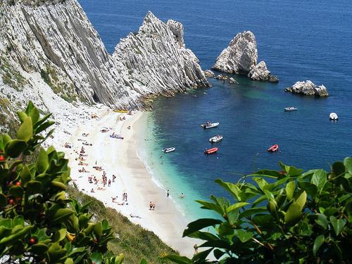 Spiaggia Conero - Recanati (10859 clic)