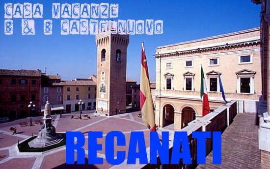 centro storico - Recanati (3243 clic)