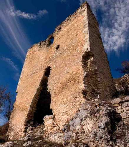Rocca Calascio - CALASCIO - inserita il 09-Oct-09