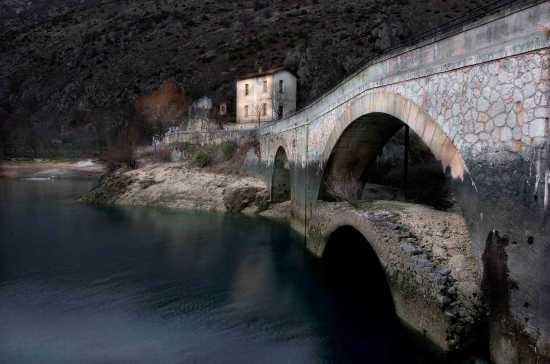 Eremo di San Domenico - Villalago (3336 clic)
