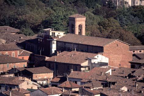 Fabriano, chiesa di San Domenico (3329 clic)