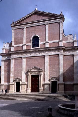 Fabriano, Cattedrale di San Venanzo (3312 clic)