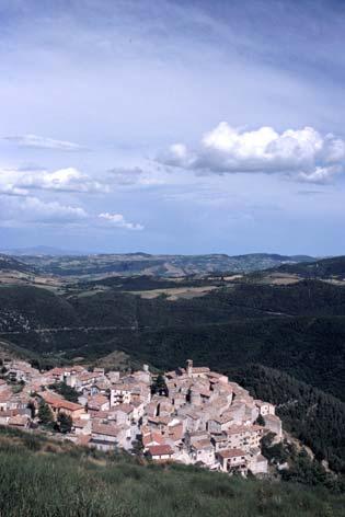 Fabriano, frazione di Castelletta (Appennino Marchigiano) (2810 clic)