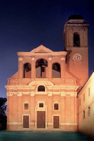 Fabriano, chiiesa di San Niccolo' (3266 clic)