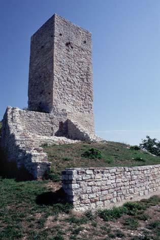 Genga, torre medioevale di Pierosare (2795 clic)